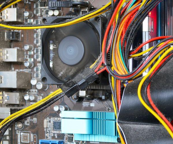 Illus. Er PC-en din varm eller støvete?