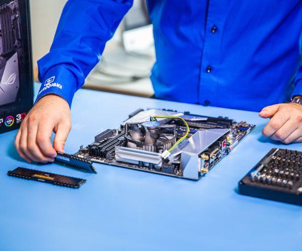 Illus. Reparere PC-en eller kjøpe ny?