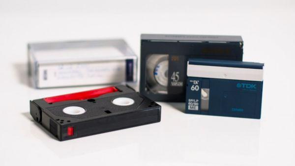 Illus. Digitalisering av gamle videokassetter