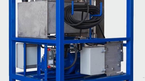 Illus. HPU 15 kW Water/Glycol