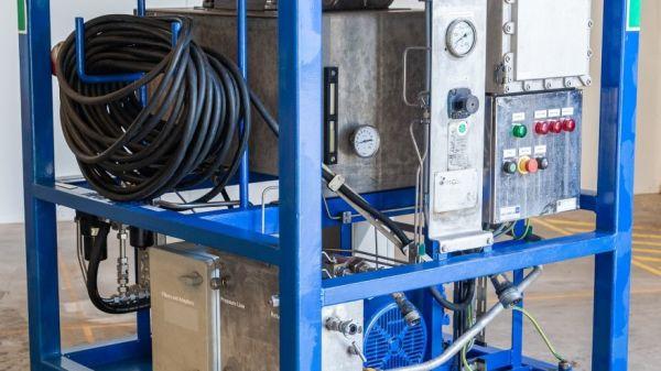 Illus. HPU 11 kW Mineral Oil