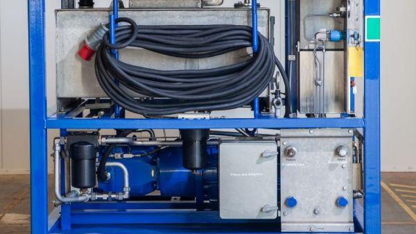 Illus. HPU 30 kW Mineral Oil