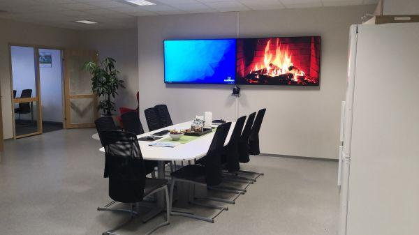 Illus. Hva bør et moderne møterom inneholde?