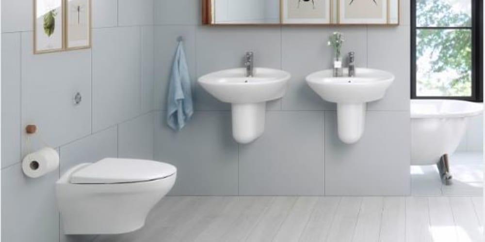 Bilde til artikkel Rørlegger Hagenes hjelper deg å finne møbler, dusj, blandebatterier mm.