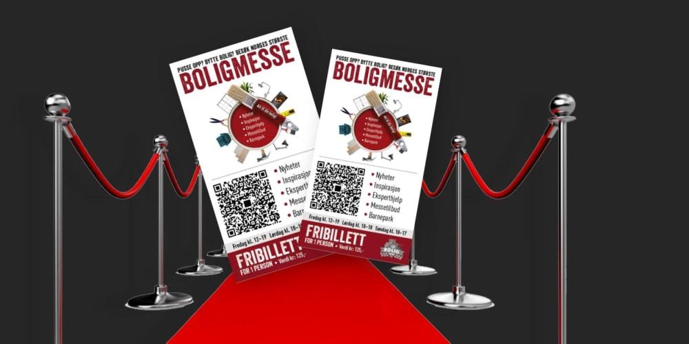 Bilde til artikkel Vi er på Boligmessen - Fribilletter her!