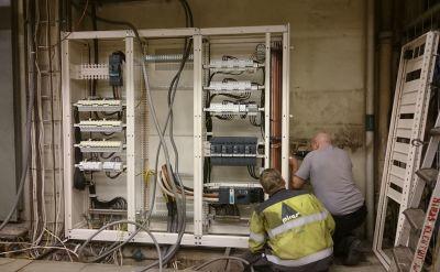 Illus. Vi søker energimontør eller elektriker.