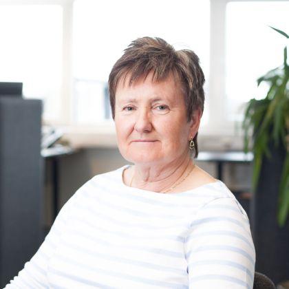 Åshild Irene Østerbø