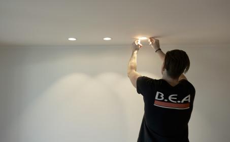 Illus. Hvorfor man bør skifte spotlights fra Halogen til LED?