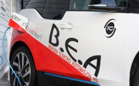 Illus. Gratulerer med ny elbil. Her er noen lade tips.