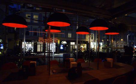 Illus. Restaurant Sumo i Bergen - stemning og opplevelse for gjesten