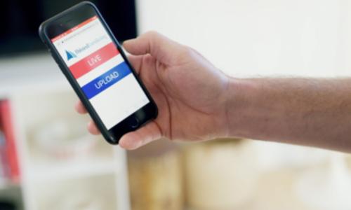 """Illus: Forsikringsselskap begeistret over """"SMS til Video"""""""