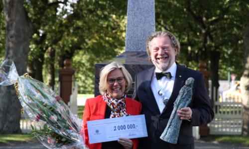 Illus: Ada Sofie Austegard er Årets Ladejarl