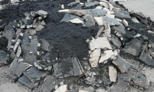 Illus: Gjenbruksløsninger for asfalt