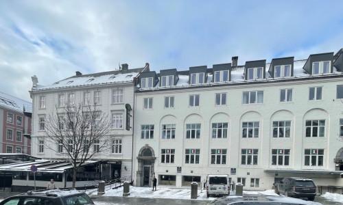 Illus: VestenFjeldske kjøper flere bygårder i Bergen sentrum