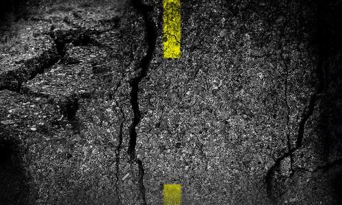 Illus: Vann er asfaltens verste fiende