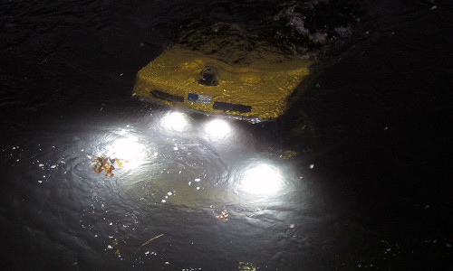 Illus: ROV systemer fra Ocean Modules
