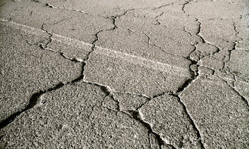 Illus: Reparasjon av sprekker og krakelering