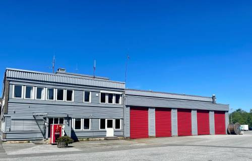 Illus: Attraktive salgs- og næringslokaler til leie på Nyborg