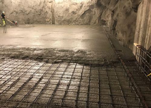 Hovedbilde Grunn- og betongarbeid