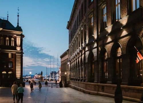 Illus: Arven etter Grieg skal leve videre i nytt sentrumshotell