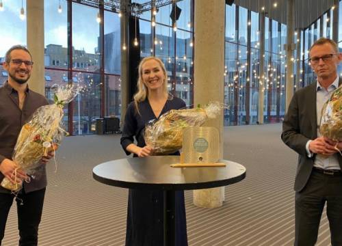 Illus: Infill V39 - Årets vinner av Bergen kommunes Arkitektur- og byformingspris