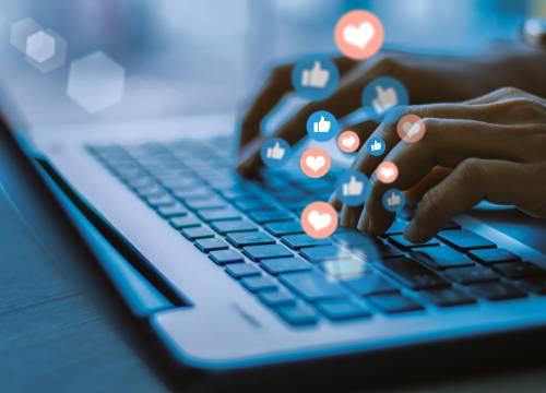 Illus: Bedriften din kan dra nytte av å være på sosiale medier