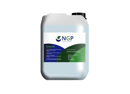 Illus: Green Gel (phosphate free)