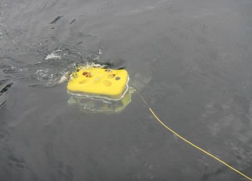 Illus: Ocean Modules V8 L3000 ROV