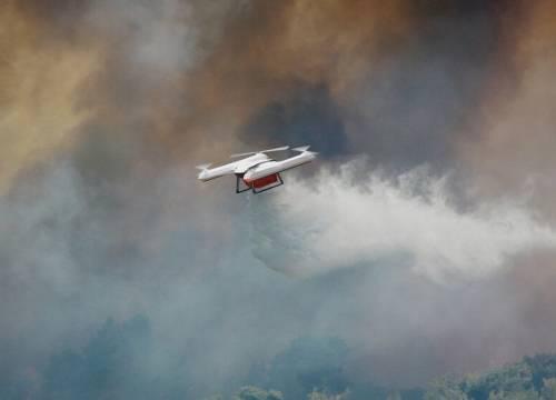 Illus: Brann drone