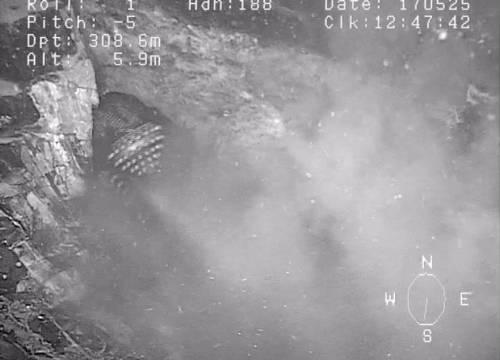 Illus: Live streaming fra 300 meters dyp