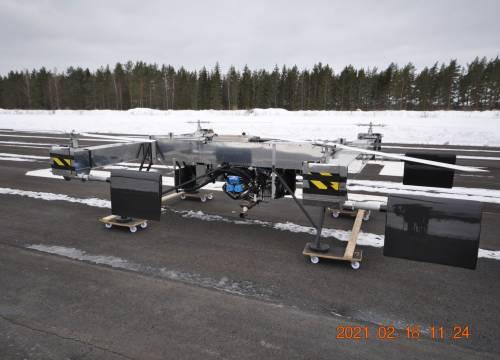 Illus: Presisjons flyging med ThunderWasp light