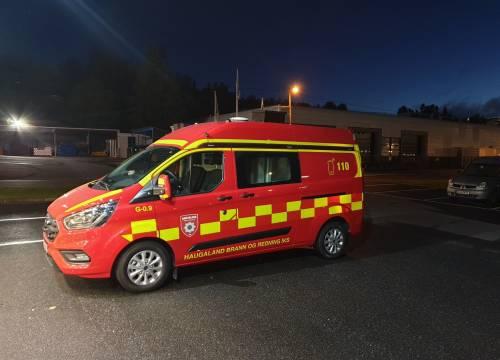 Illus: Ny lederstøtte enhet til Haugaland brann og redning IKS