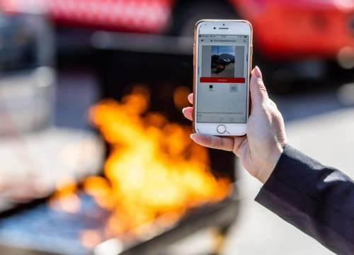 Illus: Direktevideo via SMS: Banebrytende for mange bedrifter