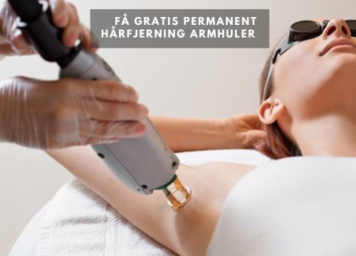 Illus: Gratis permanent hårfjerning med laser