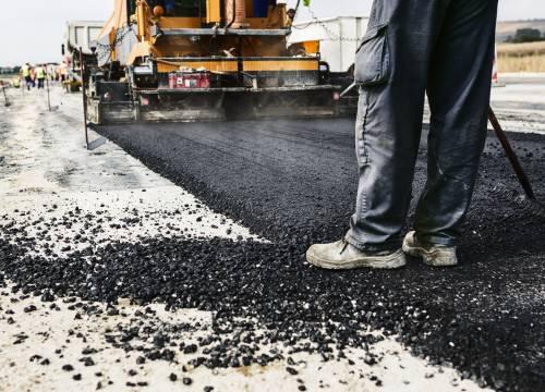Illus: Vellykket prøveprosjekt med gjenbruk av freste asfaltmasser