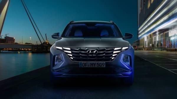 Illus. Nye Hyundai Tucson ladbar hybrid - Et vakkert syn