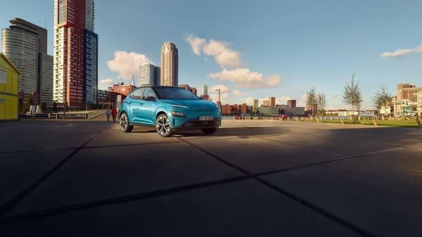 Illus. Kampanje Hyundai KONA EV Premium Long Range