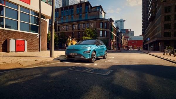 Illus. Kampanje Hyundai KONA EV Standard Range