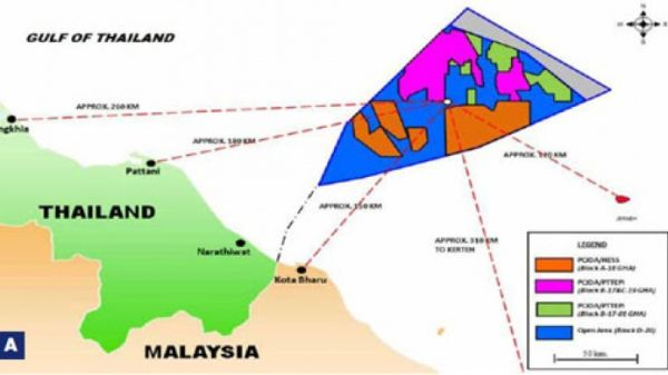 Illus. Valhall delivers to Malaysia