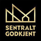 Sentral Godkjent Logo