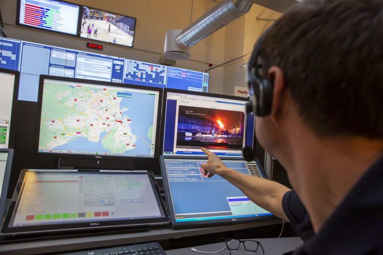 Med livestreaming får du verdifull informasjon for å kunne koordinere handlinger og disponere ressurser på en bedre måte.
