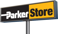 Parker Store Logo and link to our online store