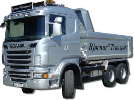 Scania Lastebil - Bjørnars Transport