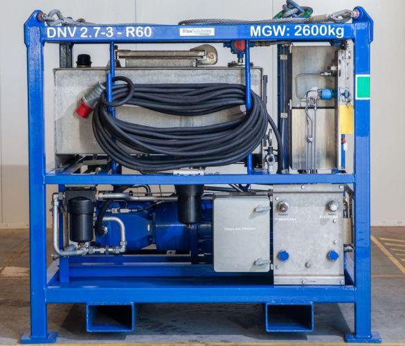 Illustration Photo HPU 30 kW Mineral Oil