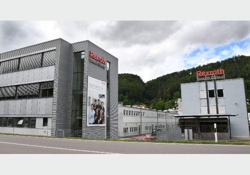 Illus. Bosch Rexroth - verdensledende innenfor hydraulikk.