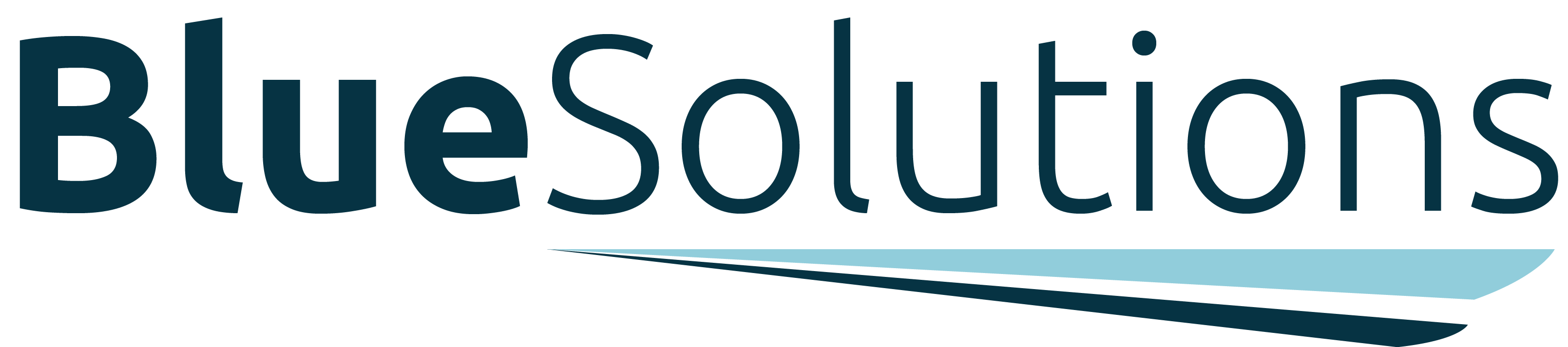 Logo of Blue Solutions