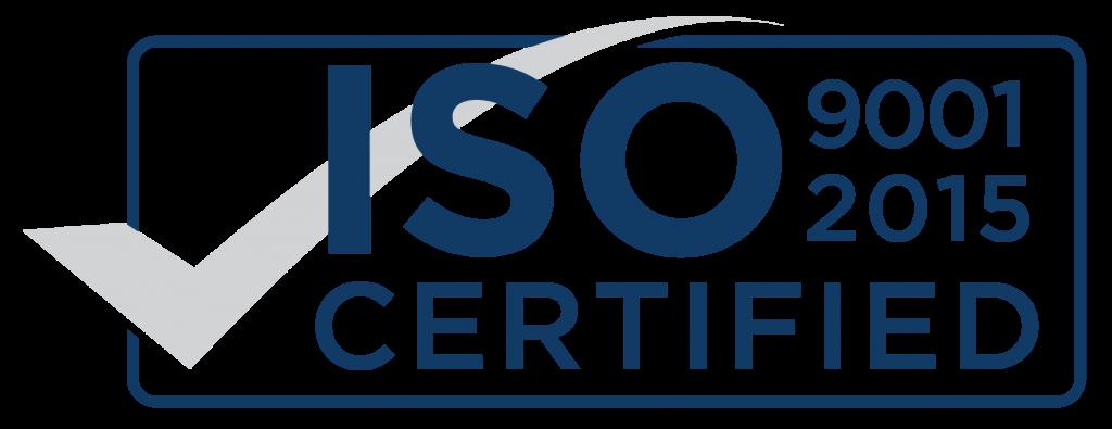 ISO2015 Sertifisert