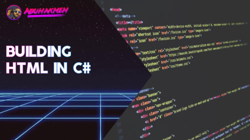 Building HTML with C#