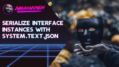 Serialize Interface Instances With System.Text.Json