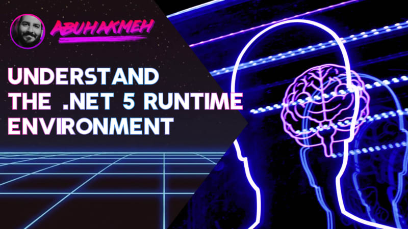 Understand The .NET 5 Runtime Environment